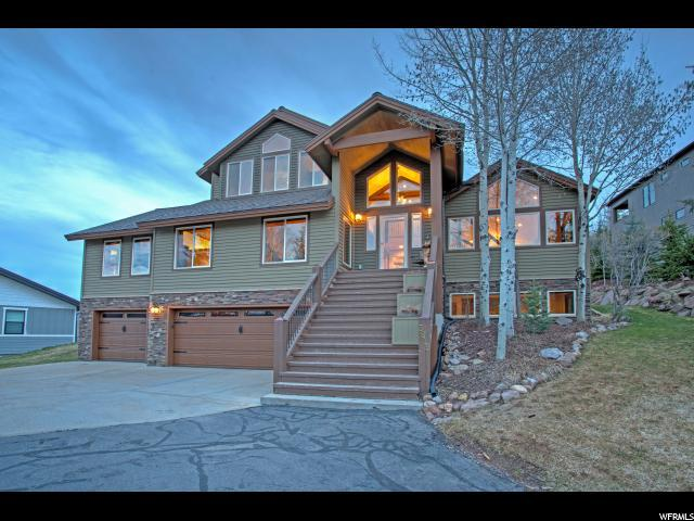 3915 Lariat Rd, Park City, UT 84098 (#1517378) :: Exit Realty Success