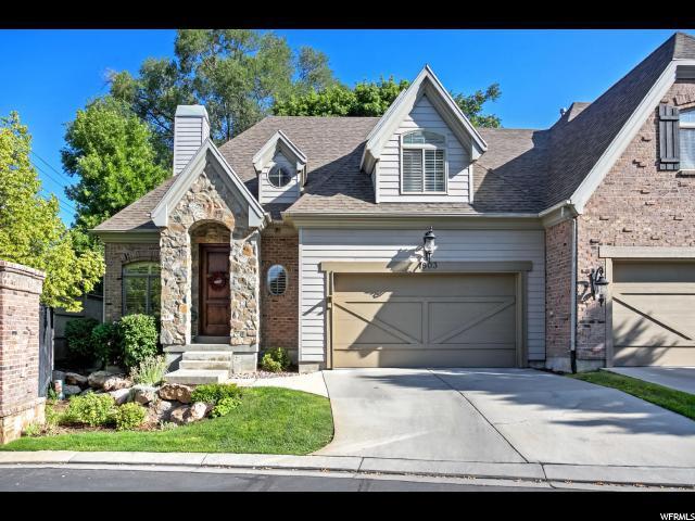 1803 E Cottonwood Glen Ct, Holladay, UT 84117 (#1517458) :: Bustos Real Estate | Keller Williams Utah Realtors