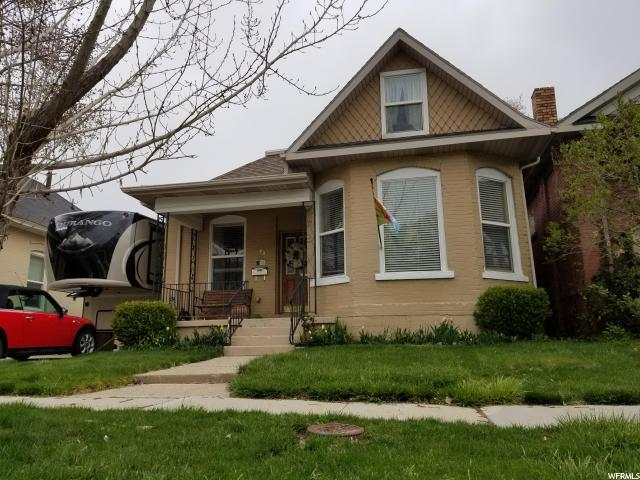 548 N Puglsey St, Salt Lake City, UT 84103 (#1517541) :: Bustos Real Estate | Keller Williams Utah Realtors