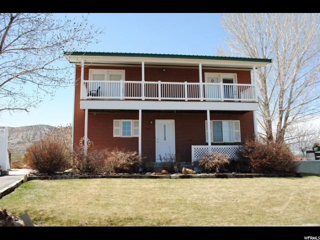 2720 W 1000 S, Vernal, UT 84078 (#1517545) :: Bustos Real Estate | Keller Williams Utah Realtors