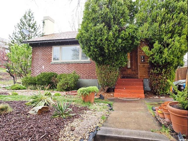 588 D St, Salt Lake City, UT 84103 (#1517553) :: Bustos Real Estate | Keller Williams Utah Realtors