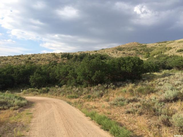 27 N Moosehorn, Echo, UT 84024 (MLS #1517565) :: High Country Properties