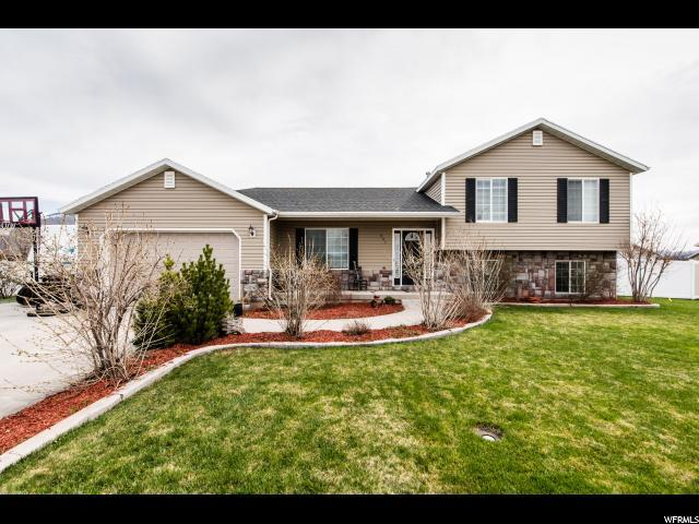 904 W 2675 S, Nibley, UT 84321 (#1517614) :: Exit Realty Success