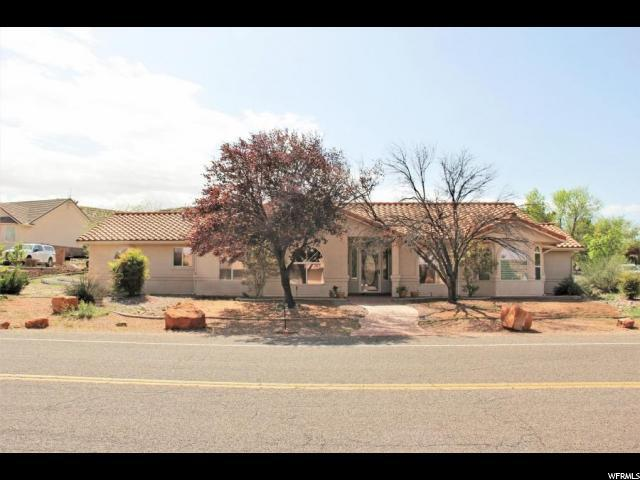 1402 Tamarisk Dr, St. George, UT 84790 (#1517671) :: Exit Realty Success