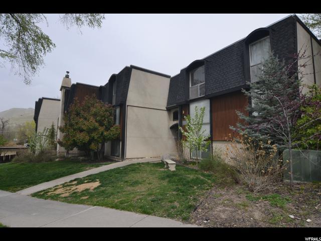438 N Center #107, Salt Lake City, UT 84103 (#1517695) :: Bustos Real Estate | Keller Williams Utah Realtors