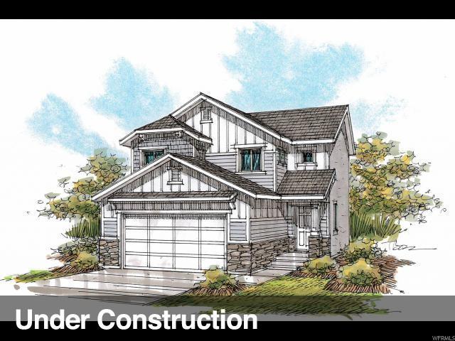 9626 N Red Bridge St N #122, Eagle Mountain, UT 84005 (#1517735) :: Big Key Real Estate