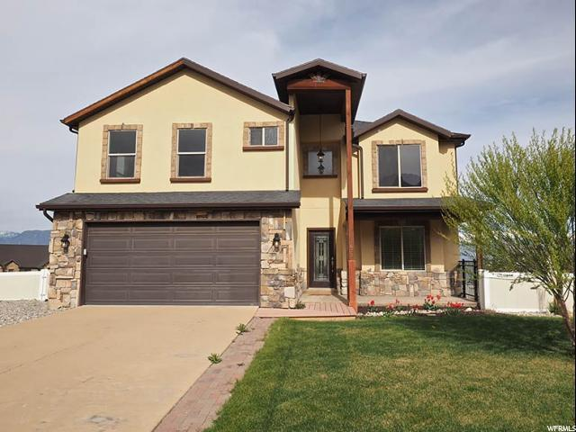 3652 S Lake Mountain Dr W, Saratoga Springs, UT 84045 (#1517797) :: RE/MAX Equity