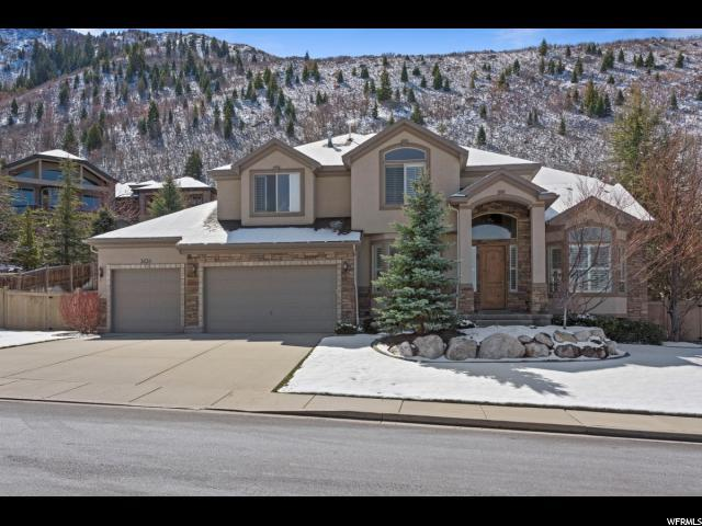 3638 E Quiet Ridge Cir, Sandy, UT 84092 (#1517809) :: Bustos Real Estate | Keller Williams Utah Realtors