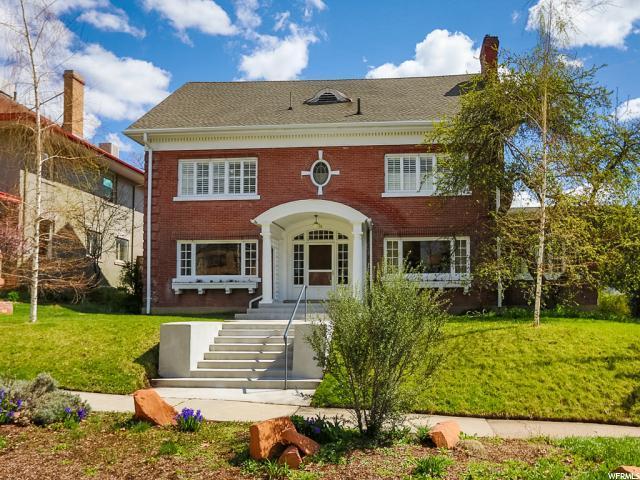 58 N Virginia St, Salt Lake City, UT 84103 (#1517845) :: Bustos Real Estate | Keller Williams Utah Realtors