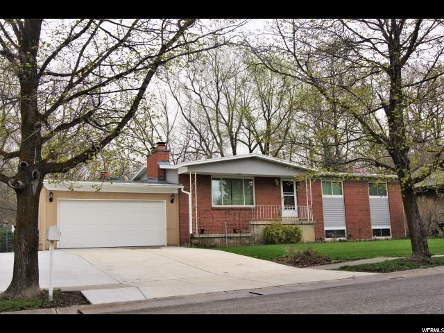 4815 S Yorktown Dr E, Holladay, UT 84117 (#1517883) :: Bustos Real Estate | Keller Williams Utah Realtors