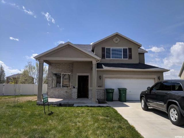 433 W 1860 S, Lehi, UT 84043 (#1517890) :: Big Key Real Estate