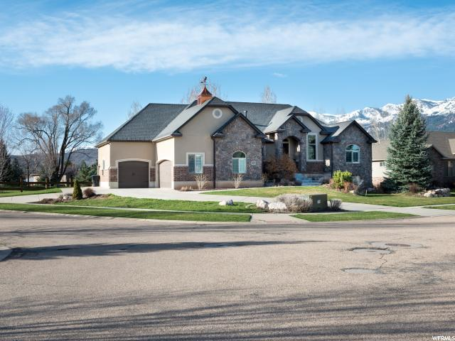 3973 W Ivy Ave, Mountain Green, UT 84050 (#1517963) :: The Fields Team