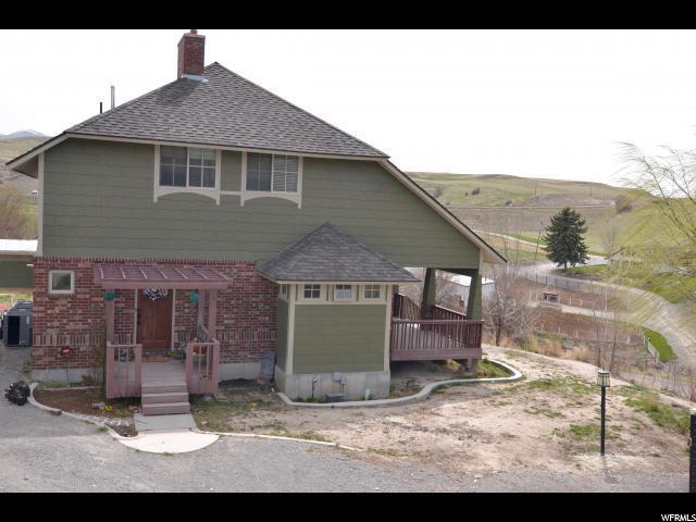 15890 N Beaver Dam Rd, Beaverdam, UT 84306 (#1517990) :: The Fields Team