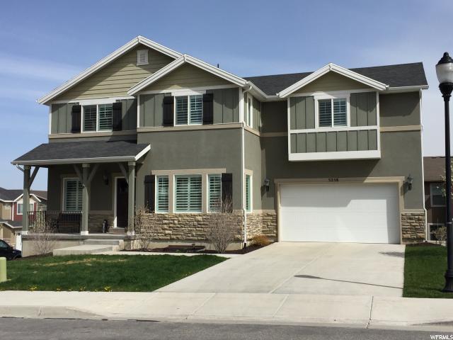 5258 W Hedgerose Dr S, Herriman, UT 84096 (#1518022) :: Bustos Real Estate | Keller Williams Utah Realtors