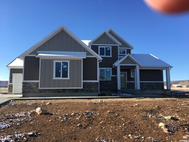 833 S Spruce Way W, Francis, UT 84036 (MLS #1518026) :: High Country Properties