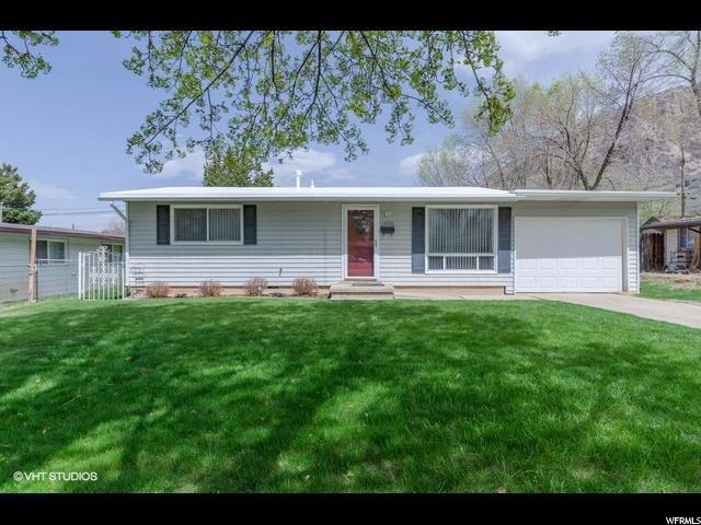 1070 E Rancho Blvd N, Ogden, UT 84404 (#1518067) :: The Fields Team
