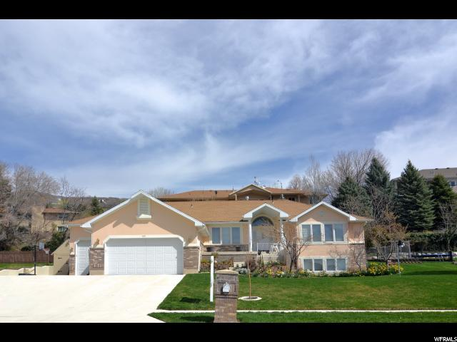 485 Oakview Ln, Bountiful, UT 84010 (#1518078) :: Keller Williams Legacy