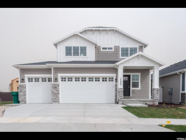 14807 S Chimney Pass Dr, Bluffdale, UT 84065 (#1518149) :: The Fields Team