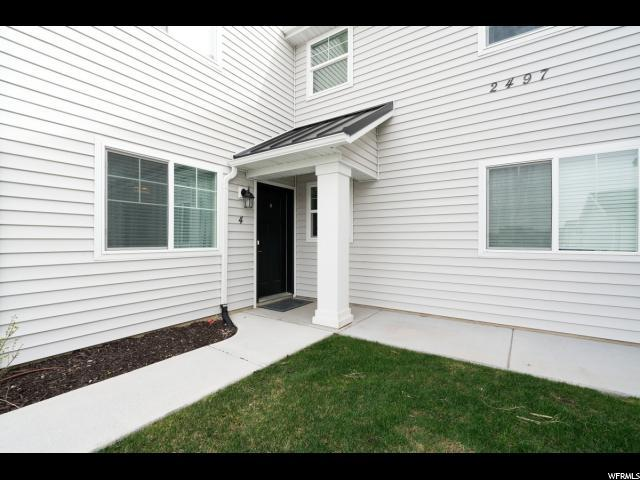 2497 W 500 S #4, Springville, UT 84663 (#1518169) :: The Fields Team