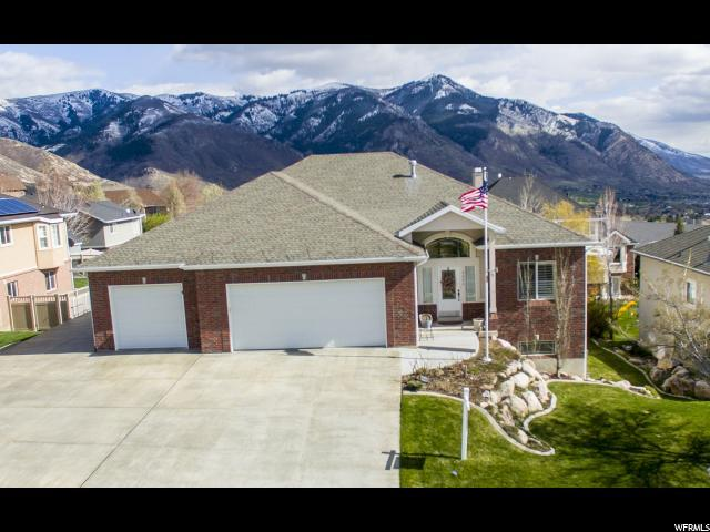 3646 King Hill Dr, North Ogden, UT 84414 (#1518197) :: The Fields Team