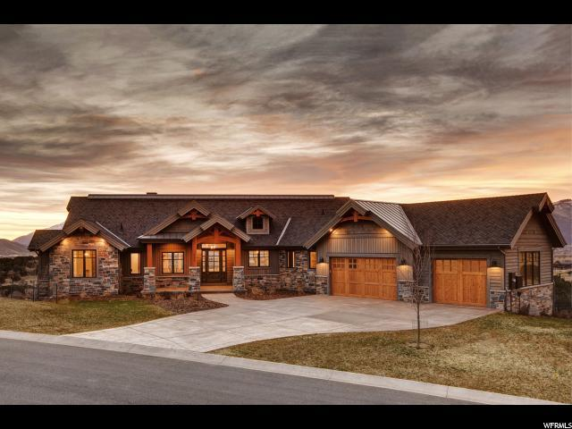 655 N Copper Belt Cir (Lot 742) #742, Heber City, UT 84032 (MLS #1518321) :: High Country Properties