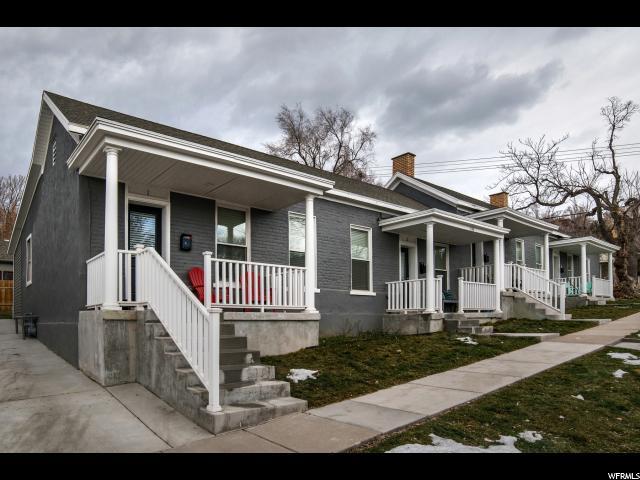 136 W 600 N, Salt Lake City, UT 84103 (#1518352) :: Bustos Real Estate | Keller Williams Utah Realtors