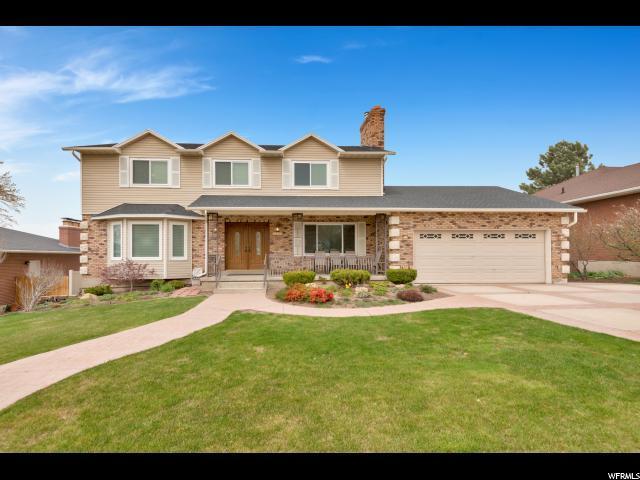 2207 E Camino Way S, Cottonwood Heights, UT 84121 (#1518368) :: goBE Realty