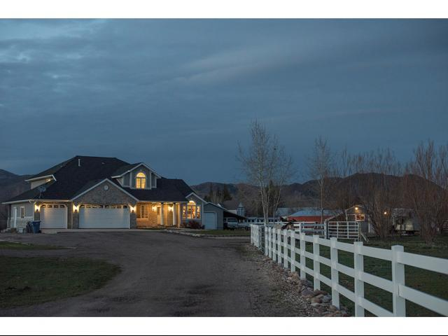 700 W 4200 N, Oakley, UT 84055 (#1518380) :: The Fields Team