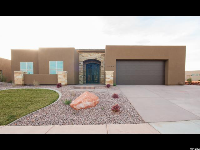 3186 S Red Sands Way, Hurricane, UT 84737 (#1518437) :: The Fields Team