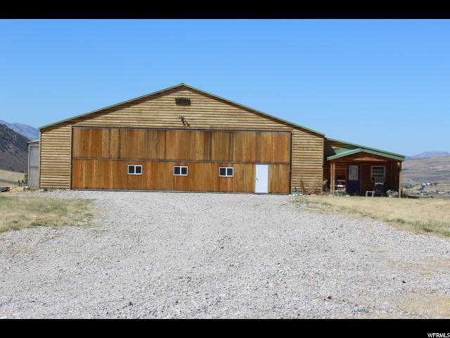 10747 Airpark Rd W, Lava Hot Springs, ID 83246 (#1518481) :: RE/MAX Equity