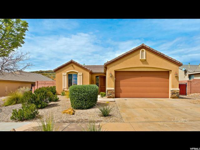 1183 N Spring Valley Dr, Washington, UT 84780 (#1518492) :: Exit Realty Success