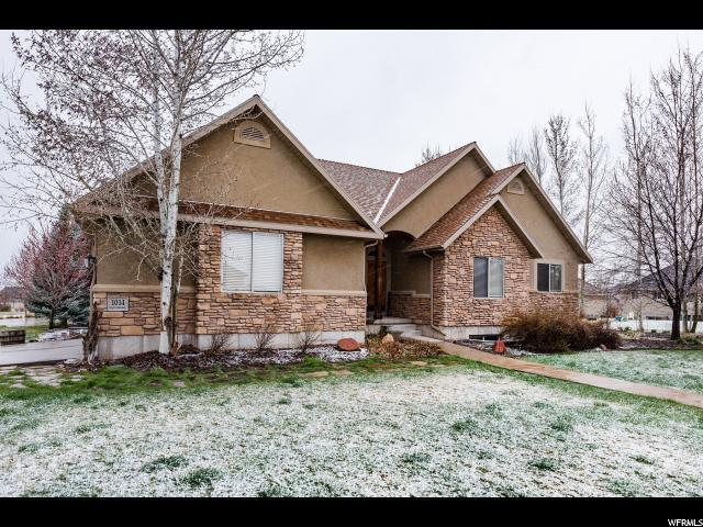 1014 Cobblestone Dr, Heber City, UT 84032 (MLS #1518528) :: High Country Properties