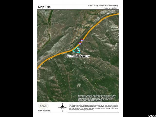 Echo Creed Rd Cont 22.20 Acm10 Rnch, Coalville, UT 84017 (MLS #1518542) :: High Country Properties