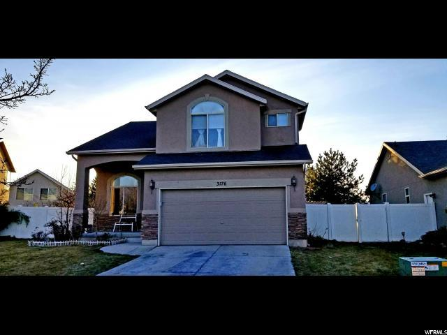 3176 S Eagle Rock Way W, West Valley City, UT 84120 (#1518544) :: RE/MAX Equity