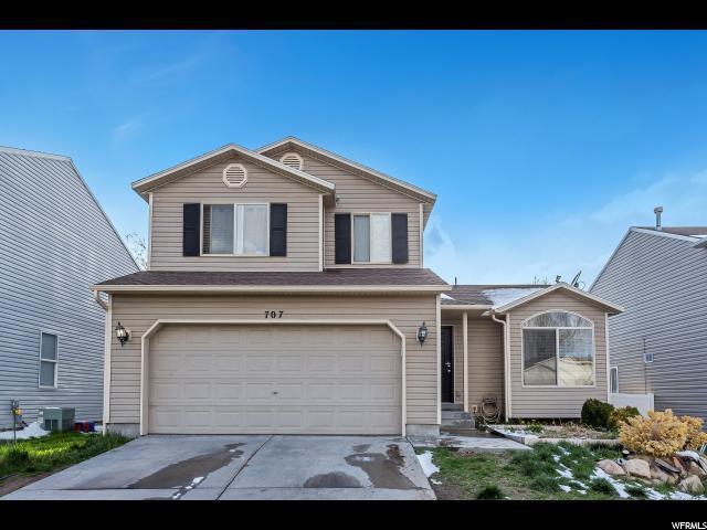 707 N Hidden River Rd W, Tooele, UT 84074 (#1518561) :: Bustos Real Estate | Keller Williams Utah Realtors