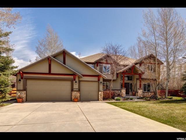 4764 Sagebrush Rd, Park City, UT 84098 (#1518572) :: Bustos Real Estate | Keller Williams Utah Realtors