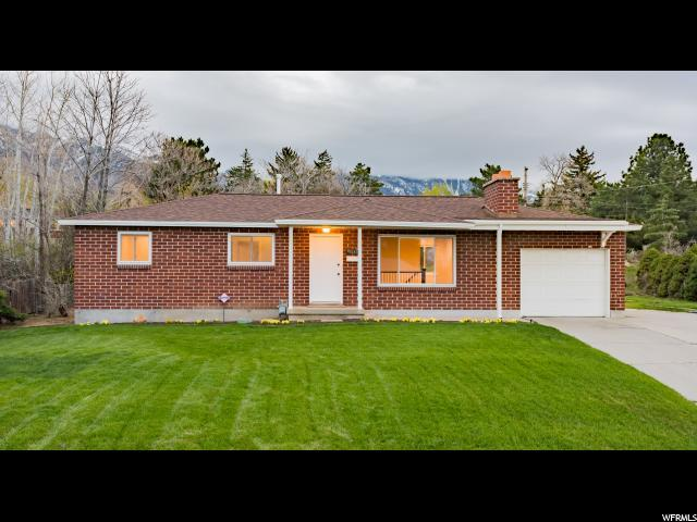 7681 S Steffensen Dr. E, Cottonwood Heights, UT 84121 (#1518642) :: goBE Realty