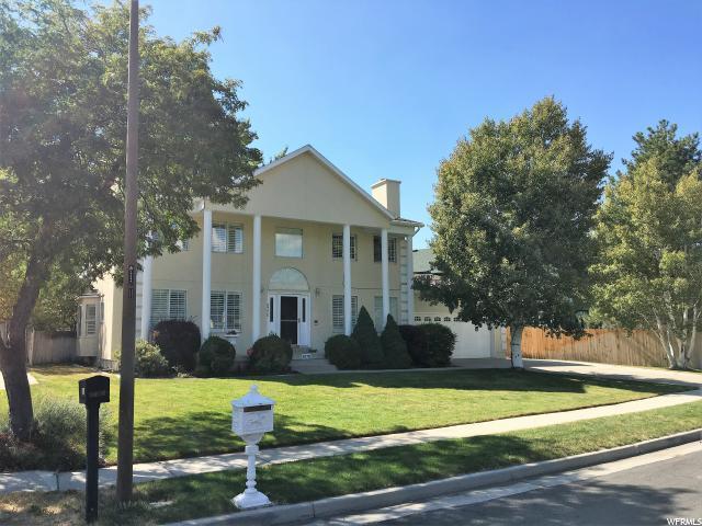 8776 S Sunridge Dr E, Sandy, UT 84093 (#1518697) :: Bustos Real Estate | Keller Williams Utah Realtors