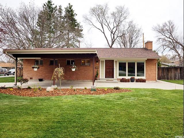 1731 E Meadowmoor Rd, Holladay, UT 84117 (#1518718) :: Bustos Real Estate   Keller Williams Utah Realtors