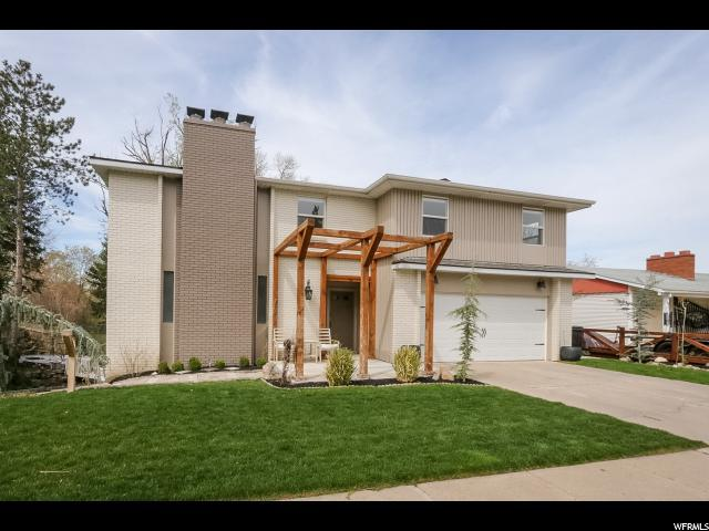 578 S 750 E, Bountiful, UT 84010 (#1518729) :: Keller Williams Legacy
