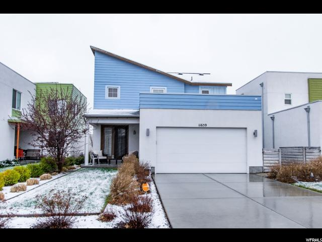 11659 S Veruca Way W, South Jordan, UT 84009 (#1518737) :: Bustos Real Estate | Keller Williams Utah Realtors