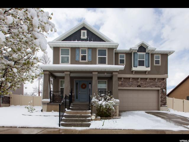 192 E Flicker Dr S, Sandy, UT 84070 (#1518742) :: Bustos Real Estate | Keller Williams Utah Realtors
