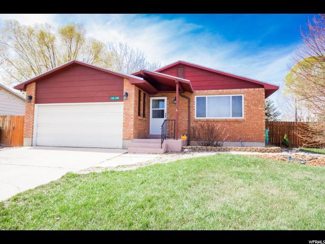 188 S 1350 W, Vernal, UT 84078 (#1518762) :: Bustos Real Estate | Keller Williams Utah Realtors