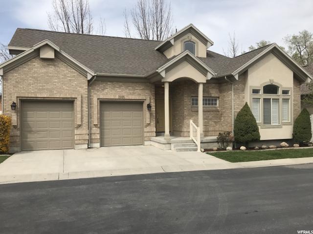 2005 E Diamond Hills Ln S, Holladay, UT 84121 (#1518835) :: Bustos Real Estate   Keller Williams Utah Realtors