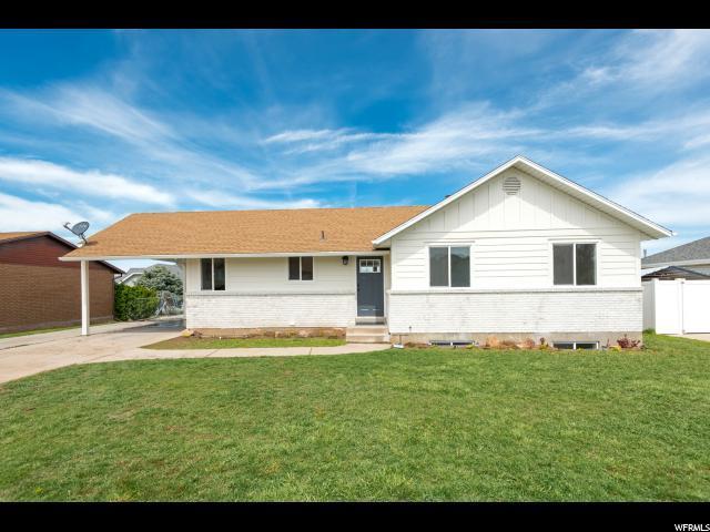 6060 W Brook Hollow Dr, West Valley City, UT 84128 (#1518871) :: Bustos Real Estate | Keller Williams Utah Realtors