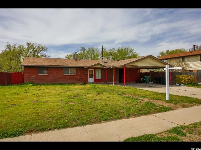 5984 S 115 W, Murray, UT 84107 (#1518872) :: Bustos Real Estate   Keller Williams Utah Realtors
