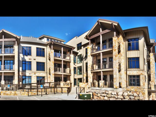 3793 Blackstone Dr 3F, Park City, UT 84098 (#1518878) :: Bustos Real Estate | Keller Williams Utah Realtors