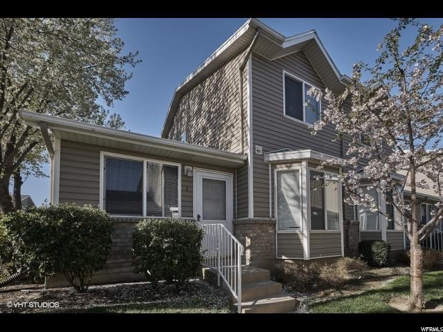 6028 S Liberty Oaks Cv #1, Murray, UT 84107 (#1518949) :: Bustos Real Estate   Keller Williams Utah Realtors