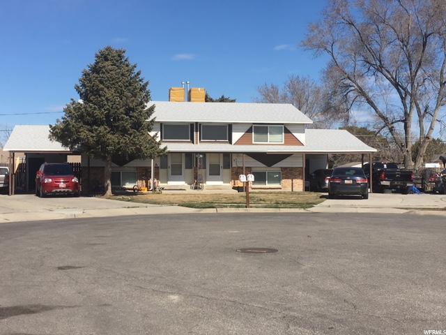 3181 S Hammonton Cir W, West Valley City, UT 84119 (#1518951) :: Bustos Real Estate | Keller Williams Utah Realtors