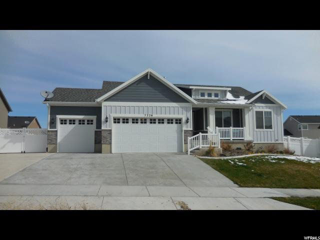 7226 W Silhouette Ln S, West Valley City, UT 84081 (#1518967) :: RE/MAX Equity